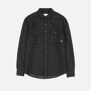 Outland Overshirt - black
