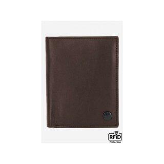 Clean Wallet - brown