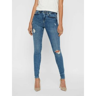Vicky Jeans - medium blue denim
