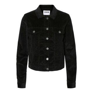 Ada Corduroy Jacket - black