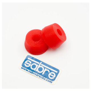Bushing 90A F-Type King Cone - red