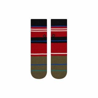 Grunge Socken - army