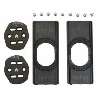 Spark Solid Board Pucks - black