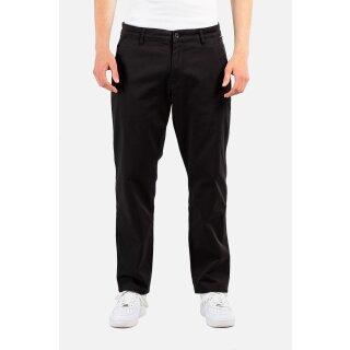 Regular Flex Chino Pant - black