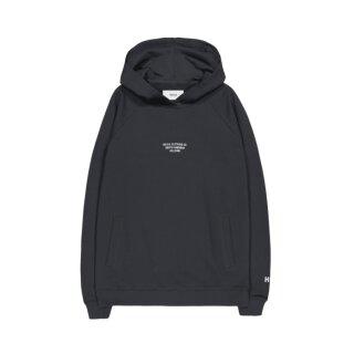 Hel Kapuzensweater - black