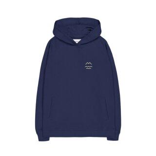 Sigh Kapuzensweater - dark blue