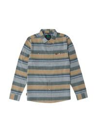 Shirt Basalt Flannel - grey