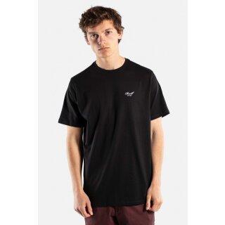 Regular Logo T-Shirt - deep black
