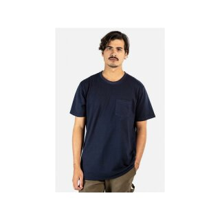 Popcorn T-Shirt - navy