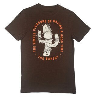 Fennec T-Shirt - brown