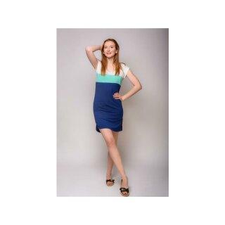 Kora Dress - tricolor