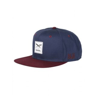 Daily Contra Snapback - navy red