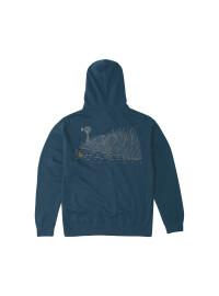 Windbreak Hoodie - navy