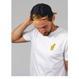 Tuba T-Shirt - weiß