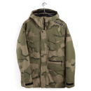 M Covert Jacket Slim - barren camo