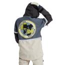 M Ag Ballard Jacket - ether blue multi