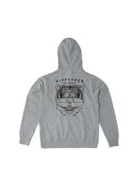 Beast Hoodie - heather grey