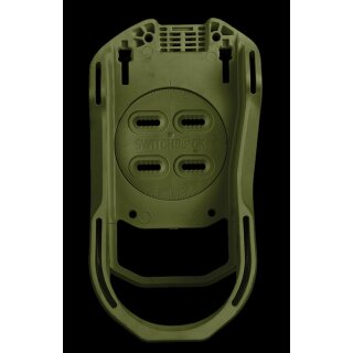 Baseplates - combat green L